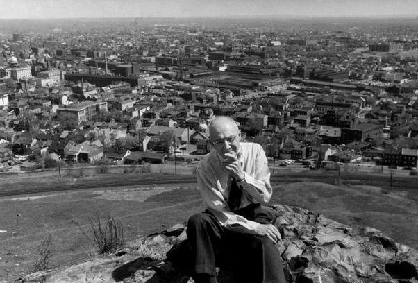 William Carlos Williams and the city of Paterson.